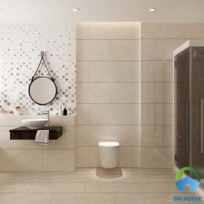 10+ Mẫu gạch ốp nhà vệ sinh vân đá Thanh Lịch – Sang Trọng