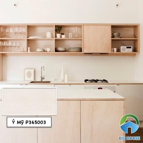 Gạch ốp tường bếp 30x60 Ý Mỹ P365003