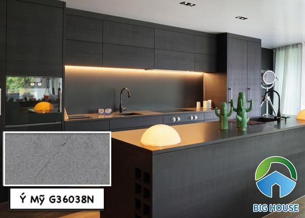 Gạch ốp tường bếp 30x60 Ý Mỹ G36038N