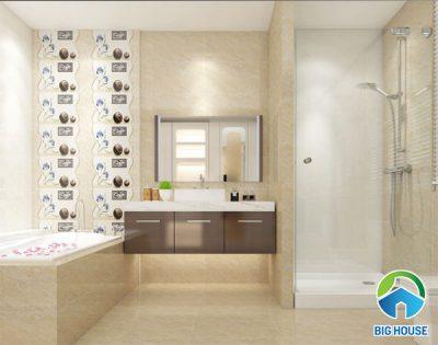 45 Mẫu gạch ốp tường nhà tắm, nhà vệ sinh Đẹp – Giá rẻ 2021