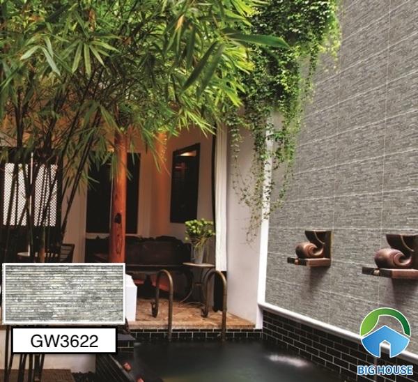 Gạch ốp tường sọc ngang Viglacera GW3622