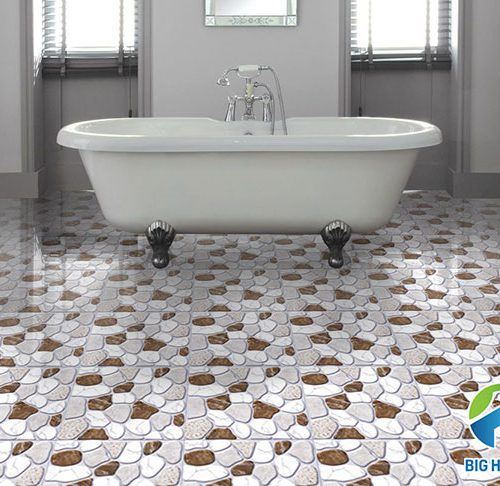 22 Mẫu gạch sỏi lát nền nhà tắm Đẹp – Chất Lượng nhất 2020