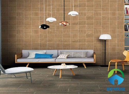 gạch thẻ ốp tường dùng cho không gian nào
