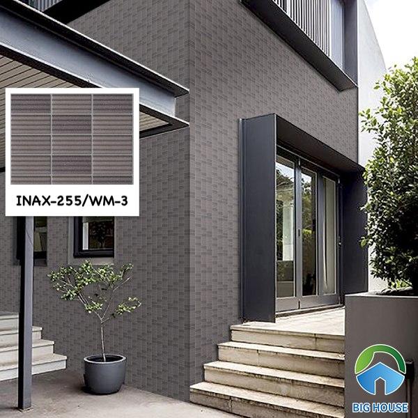 Gạch trang trí mặt tiền nhà ống Inax INAX-255/WM-3