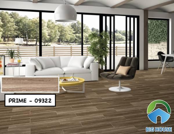 Gạch vân gỗ 15x80 Prime 09322