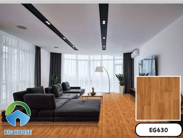 Gạch vân gỗ 60x60 Ý Mỹ EG630
