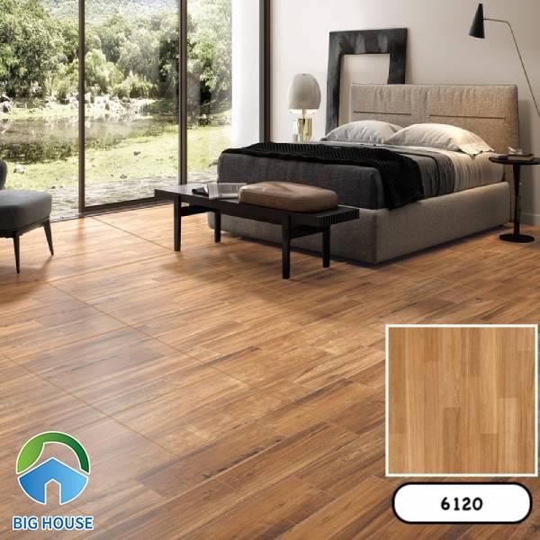 Gạch vân gỗ 60x60 Catalan 6120