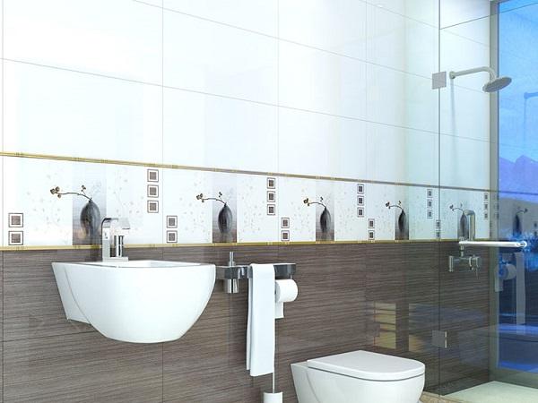 Báo giá gạch ốp tường nhà vệ sinh 30×60, 25×40… rẻ nhất 2021