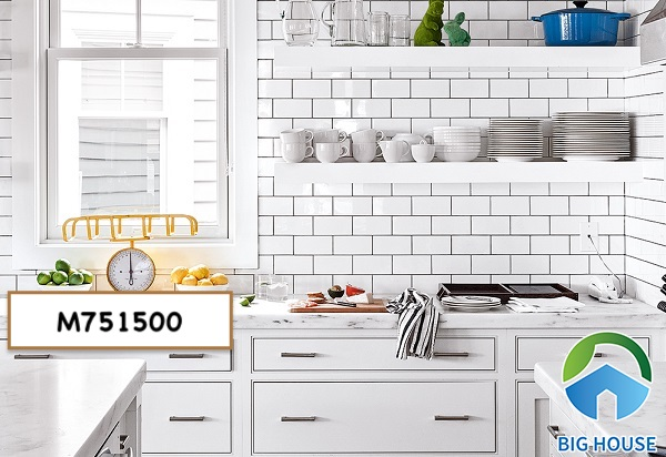 Gạch thẻ ốp bếp M751500