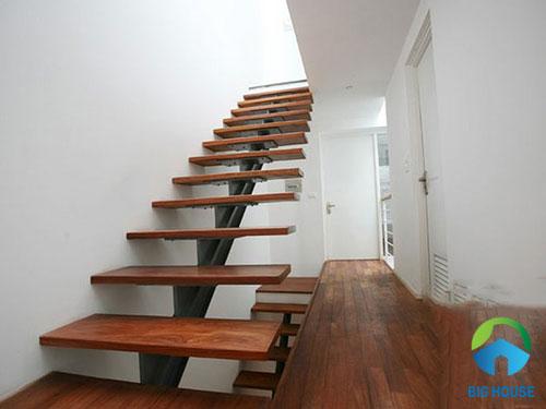 mẫu cầu thang nhẹ nhàng