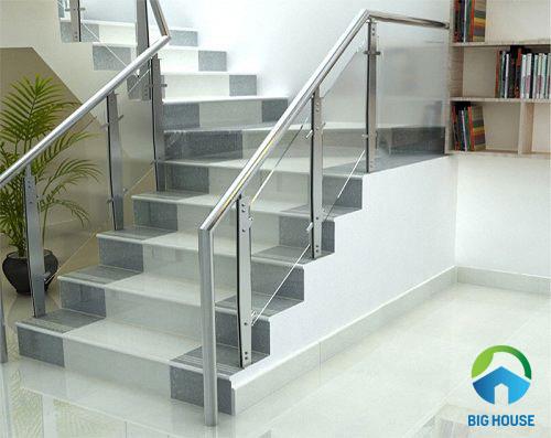 mẫu cầu thang 17