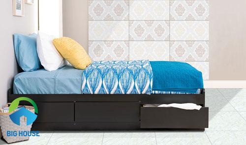 mẫu gạch ốp tường phòng ngủ đẹp mắt nhất
