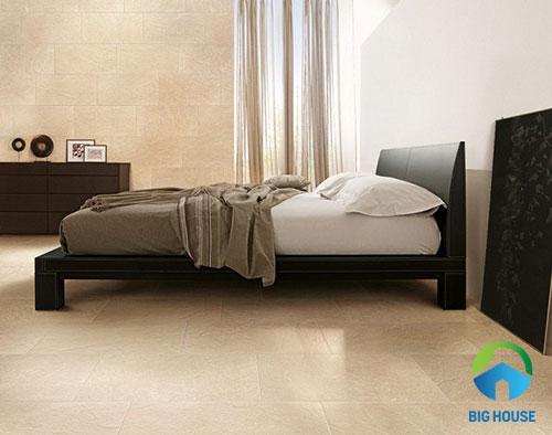 mẫu gạch ốp tường phòng ngủ ấn tượng